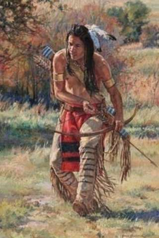 Image for the poem Hunting: The Cherokee Way