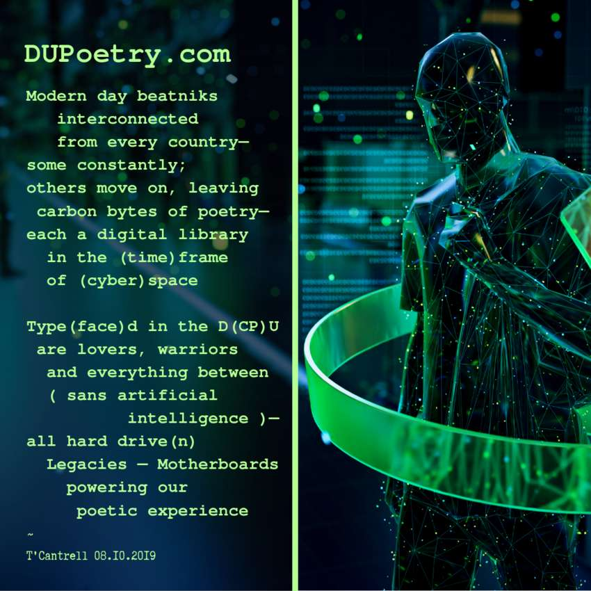 DUPoetry.com