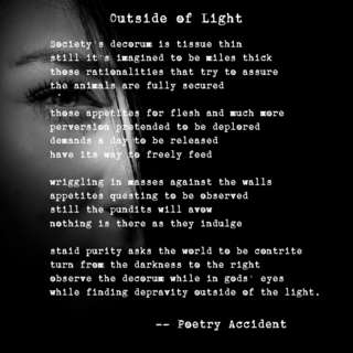 Image for the poem Outside of Light