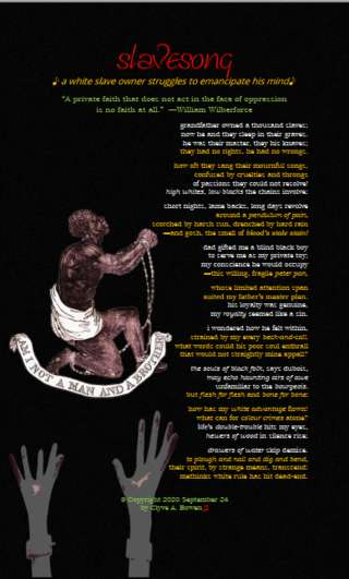 Image for the poem slavesong