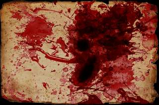 Image for the poem Blood And Gore