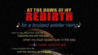 at the dawn of my rebirth - Visual Version