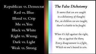 The False Dichotomy